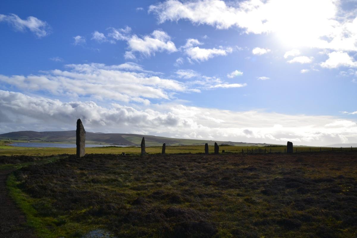 Schottische Schönheit: Die Orkneyinseln